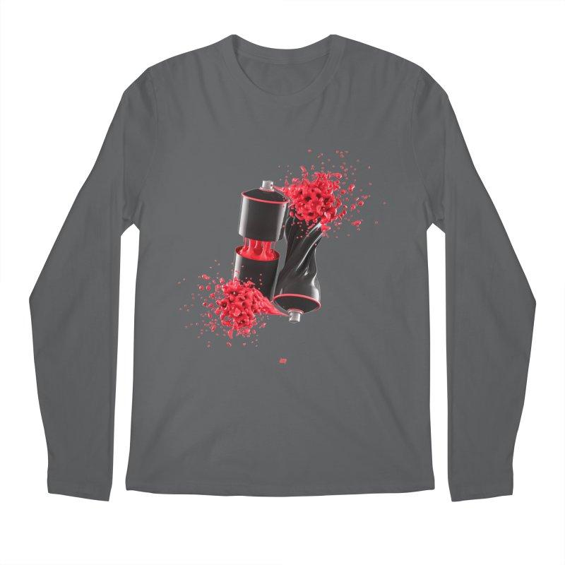 170310 Men's Longsleeve T-Shirt by AD Apparel