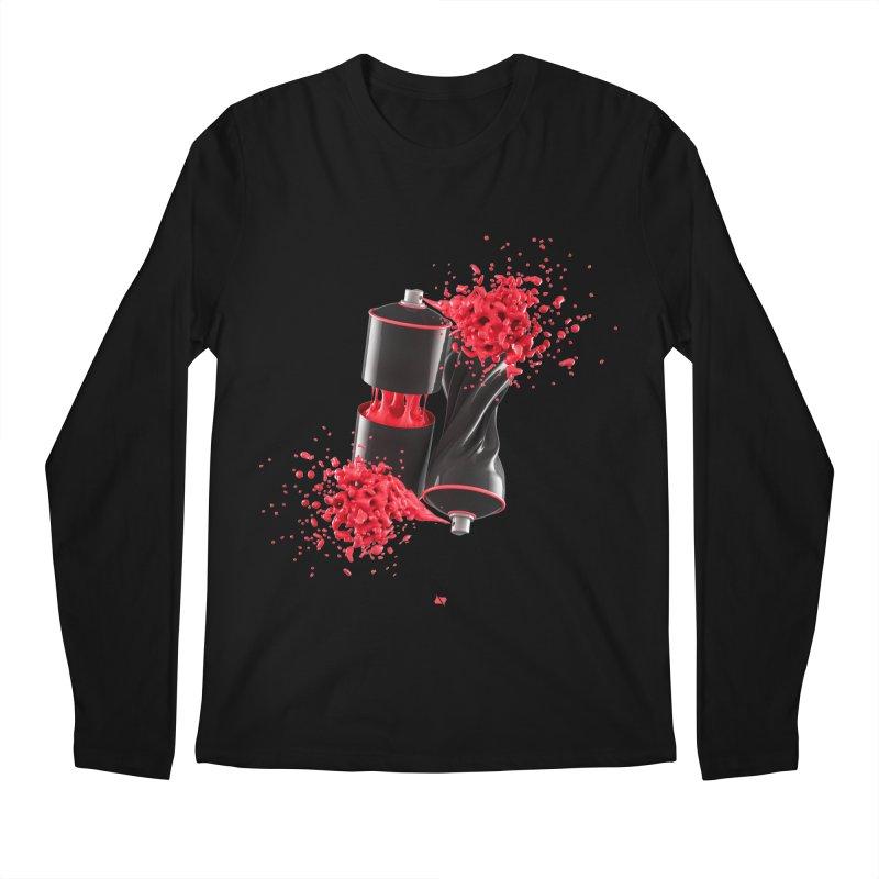 170310 Men's Regular Longsleeve T-Shirt by AD Apparel