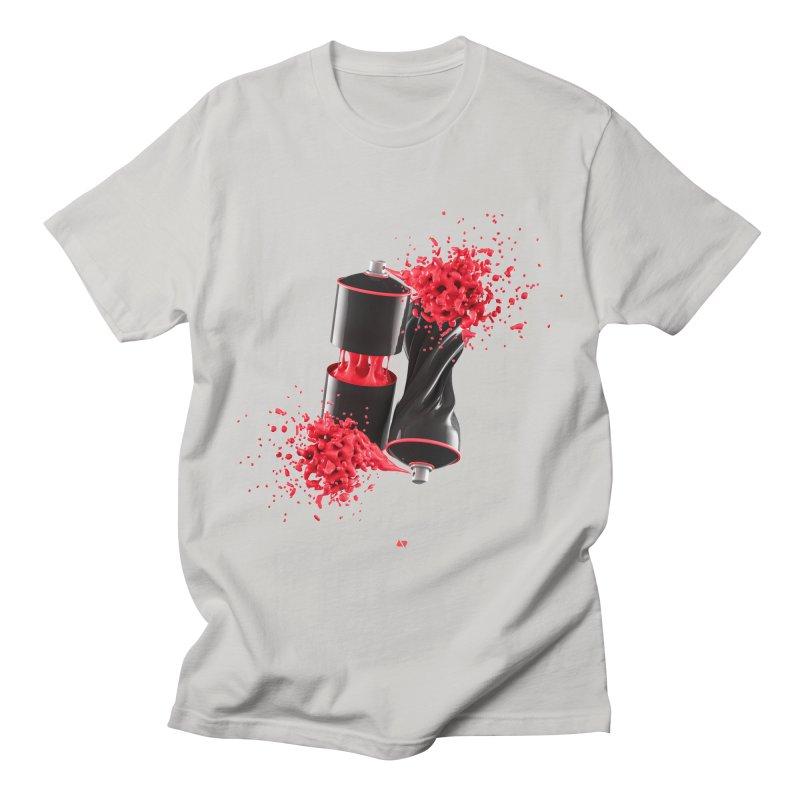 170310 Men's Regular T-Shirt by AD Apparel