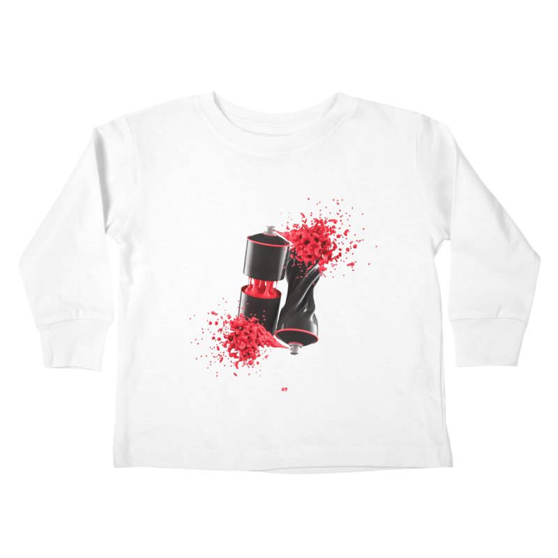 170310 Kids Toddler Longsleeve T-Shirt by AD Apparel