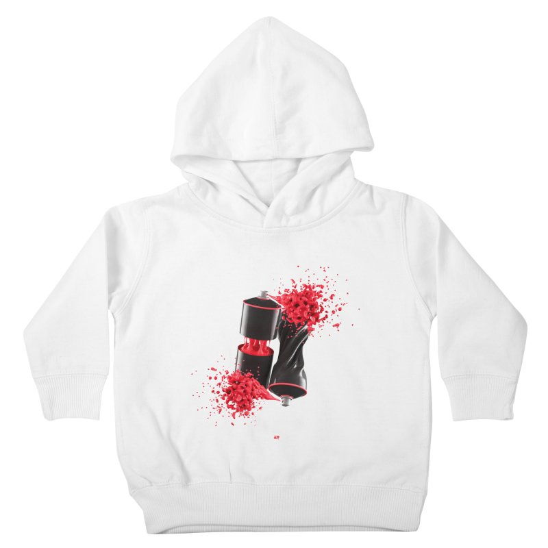 170310 Kids Toddler Pullover Hoody by AD Apparel