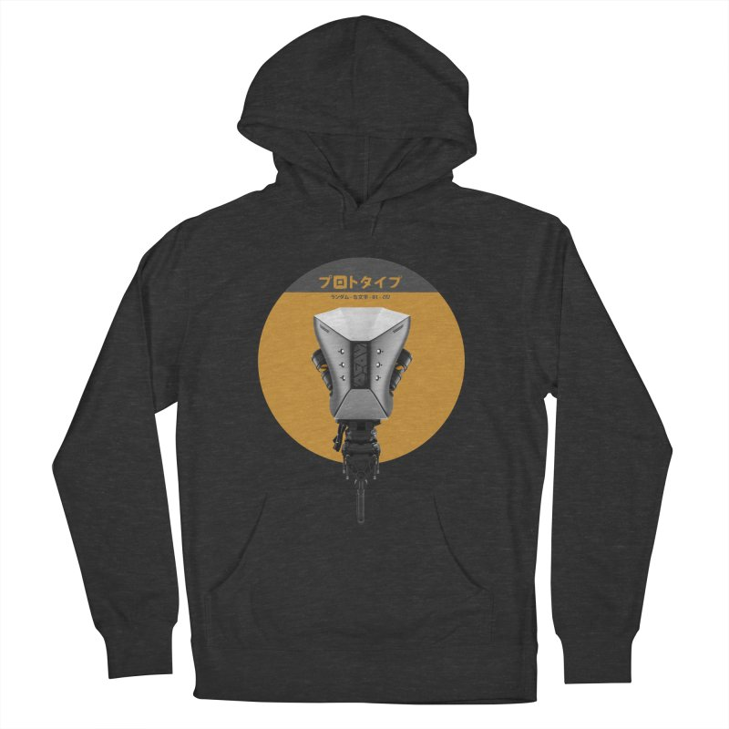 Prototype 01 Men's Pullover Hoody by AD Apparel