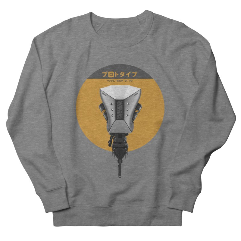 Prototype 01 Women's French Terry Sweatshirt by AD Apparel