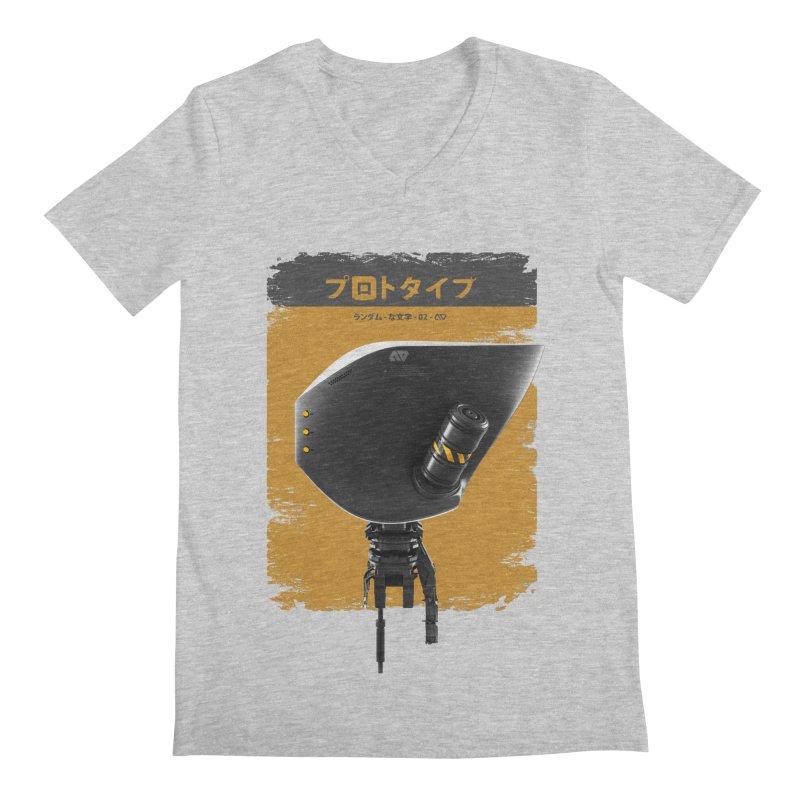 Prototype 02 Men's Regular V-Neck by AD Apparel