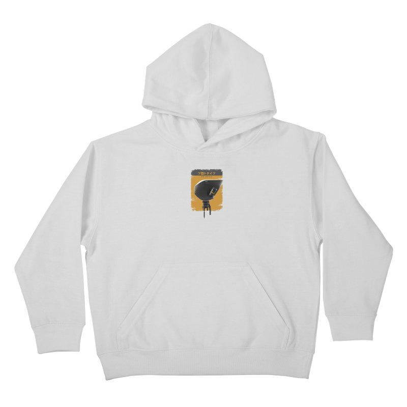 Prototype 02 Kids Pullover Hoody by AD Apparel