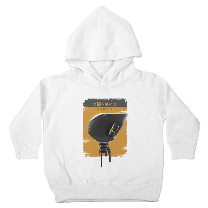 Prototype 02 Kids Toddler Pullover Hoody by AD Apparel