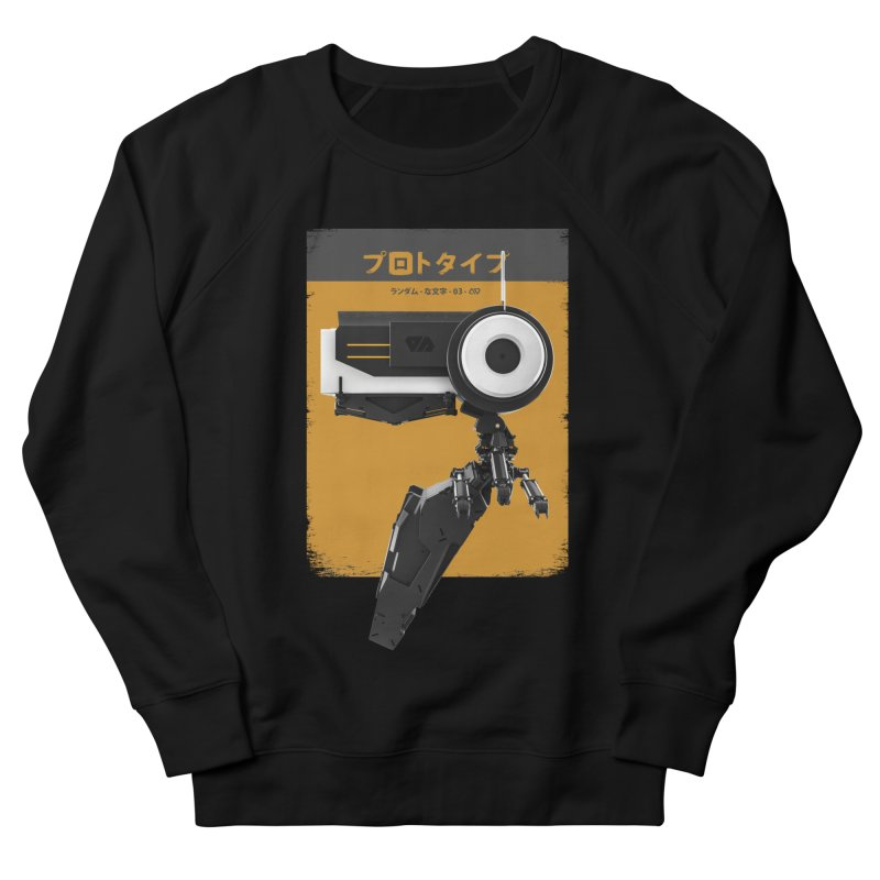 Prototype 03 Men's Sweatshirt by AD Apparel