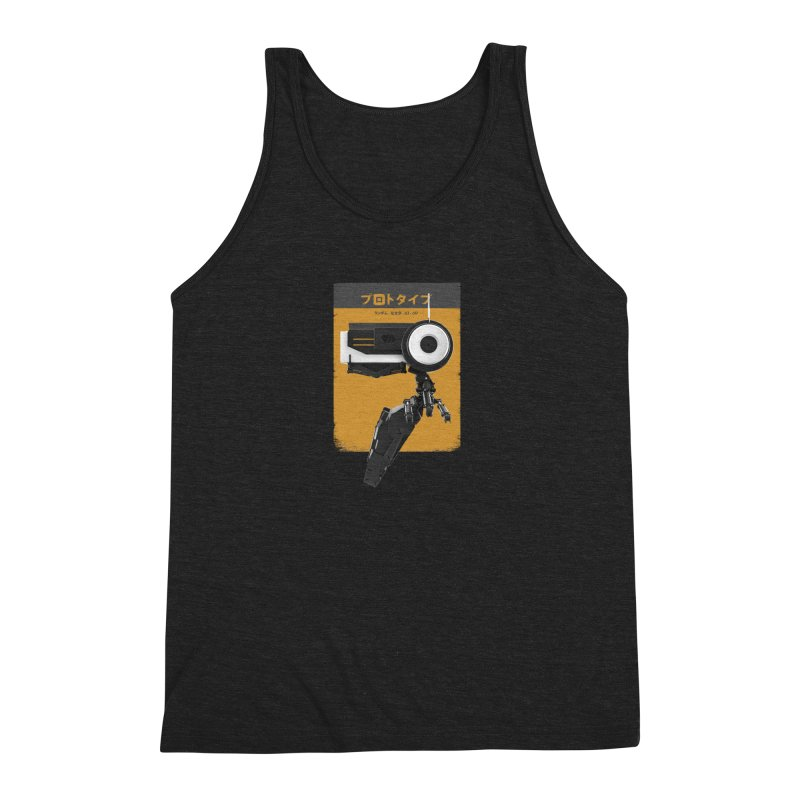 Prototype 03 Men's Tank by AD Apparel