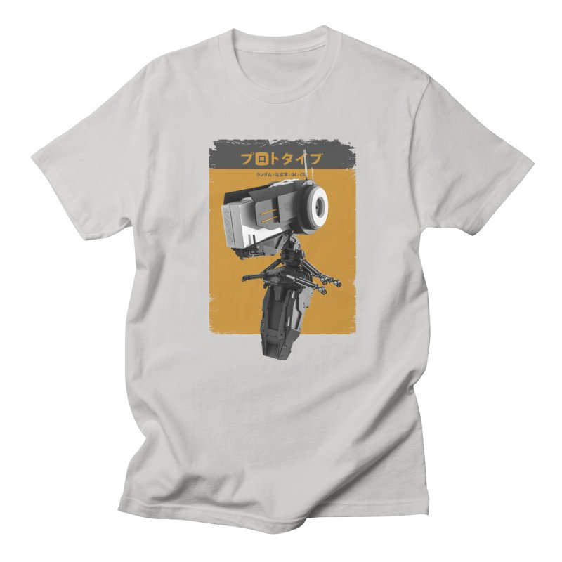 Prototype 04 Men's T-Shirt by AD Apparel
