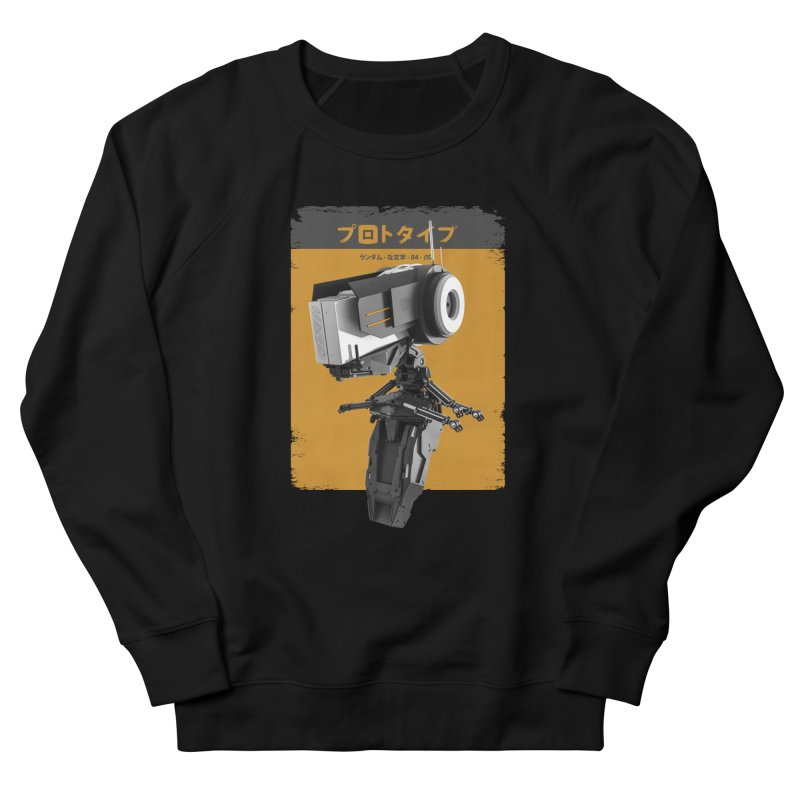 Prototype 04 Men's Sweatshirt by AD Apparel