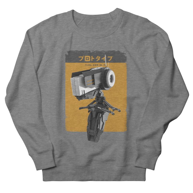 Prototype 04 Women's French Terry Sweatshirt by AD Apparel