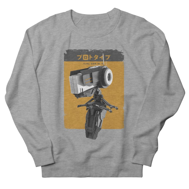 Prototype 04 Women's Sweatshirt by AD Apparel
