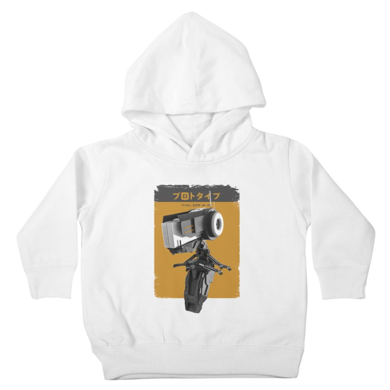 Prototype 04 Kids Toddler Pullover Hoody by AD Apparel