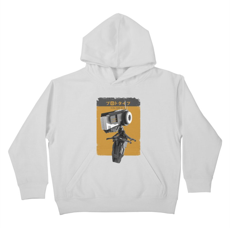 Prototype 04 Kids Pullover Hoody by AD Apparel