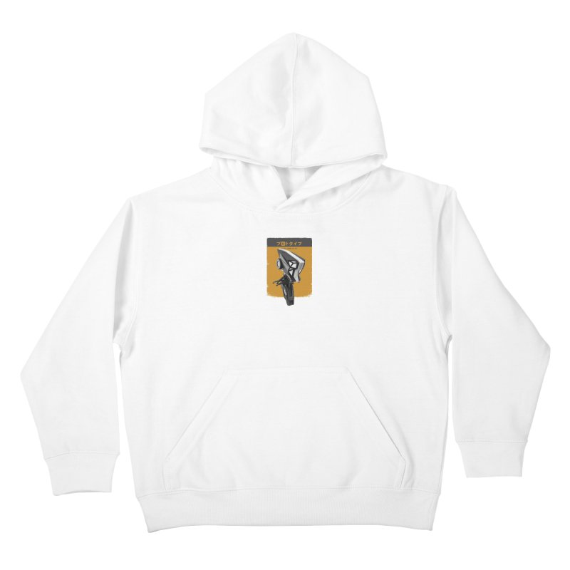 Prototype 05 Kids Pullover Hoody by AD Apparel