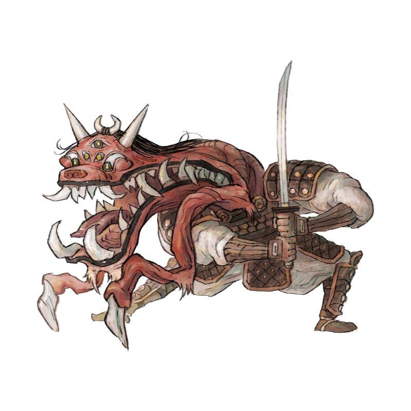 Samurai Demon Mask by Alfonso Salazar Shop