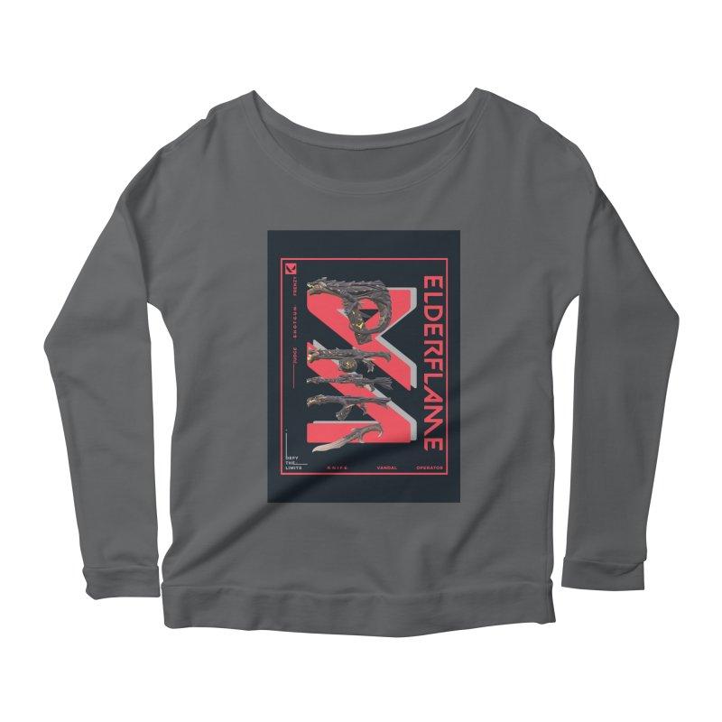 ELDERFLAME WEAPON Women's Longsleeve T-Shirt by ALGS's Artist Shop