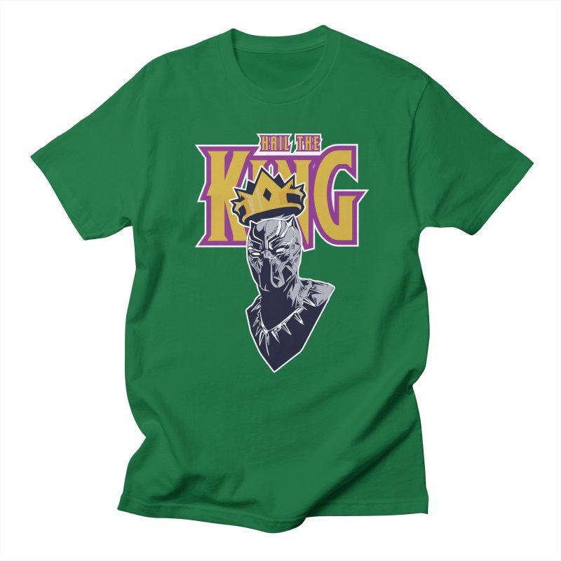 HAIL THE KING Men's T-Shirt by ALGS's Artist Shop