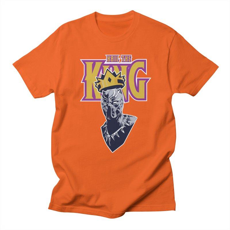 HAIL THE KING Women's Unisex T-Shirt by ALGS's Artist Shop