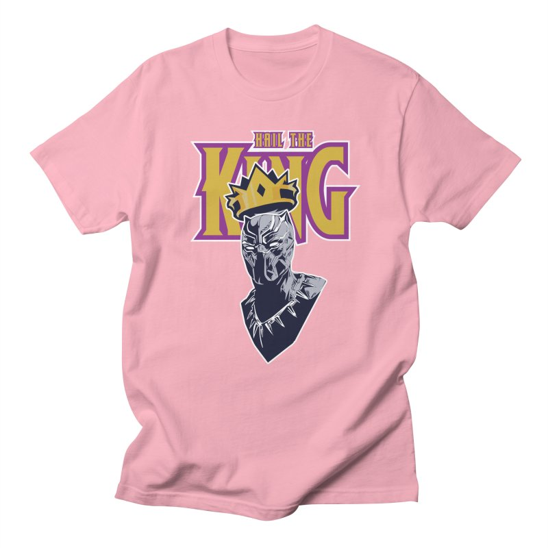 HAIL THE KING Women's Unisex T-Shirt by ALGS's Artist Shop
