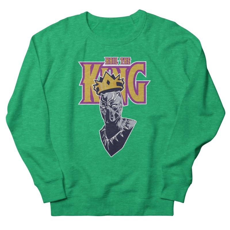 HAIL THE KING Women's Sweatshirt by ALGS's Artist Shop