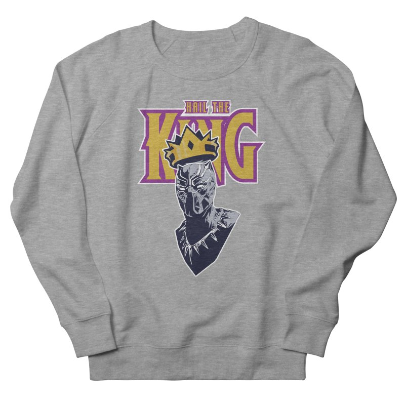 HAIL THE KING Men's Sweatshirt by ALGS's Artist Shop