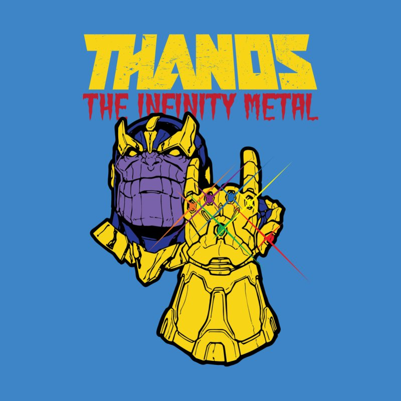 THANOS METAL None  by ALGS's Artist Shop