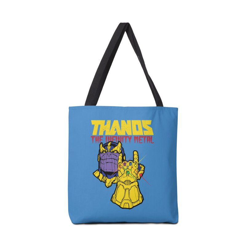 THANOS METAL Accessories Bag by ALGS's Artist Shop