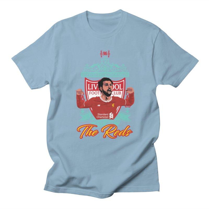 MO. SALAH LIVERPOOL FC Women's Regular Unisex T-Shirt by ALGS's Artist Shop