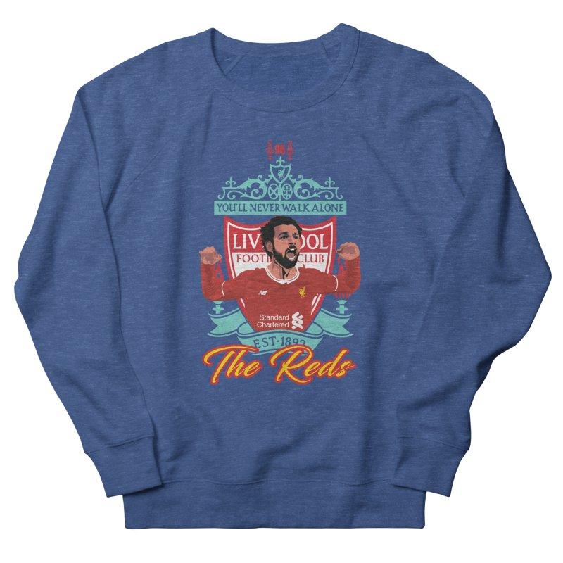 MO. SALAH LIVERPOOL FC Men's Sweatshirt by ALGS's Artist Shop
