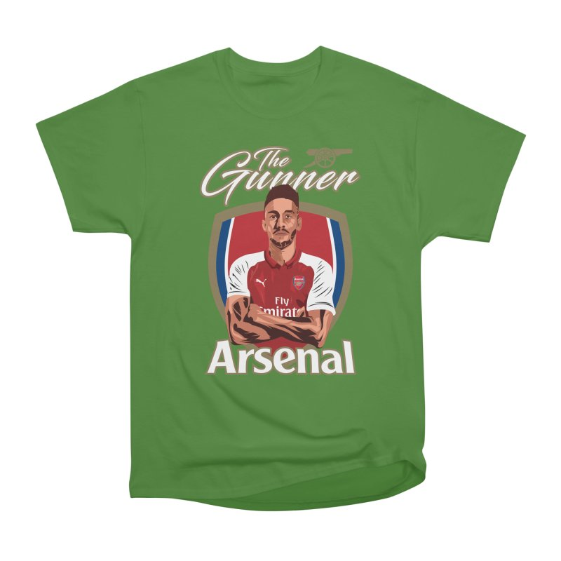 AUBAMEYANG ARSENAL Men's Classic T-Shirt by ALGS's Artist Shop