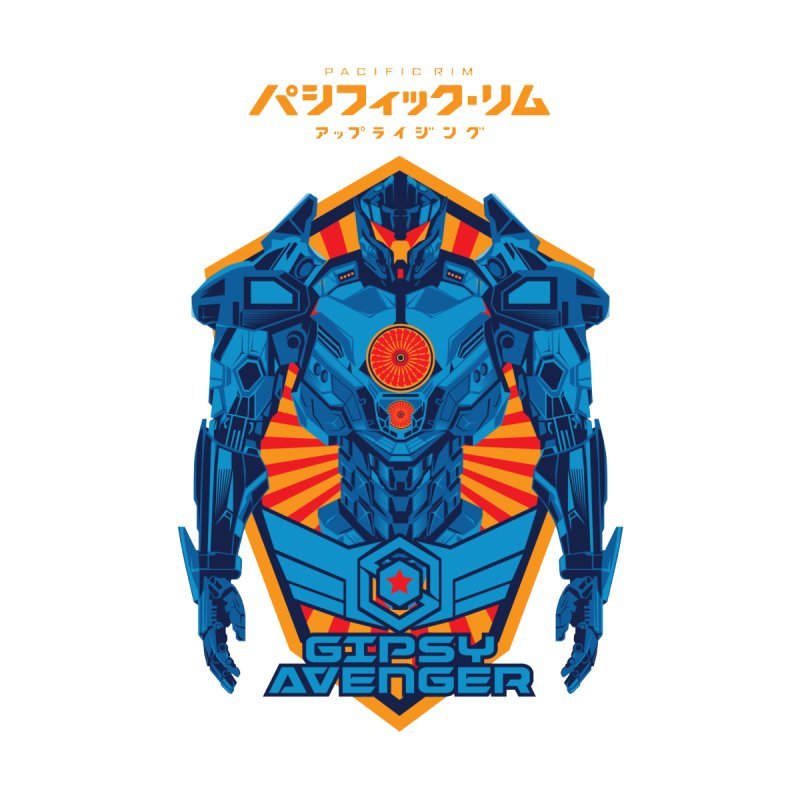PACIFIC RIM UPRISING by ALGS's Artist Shop