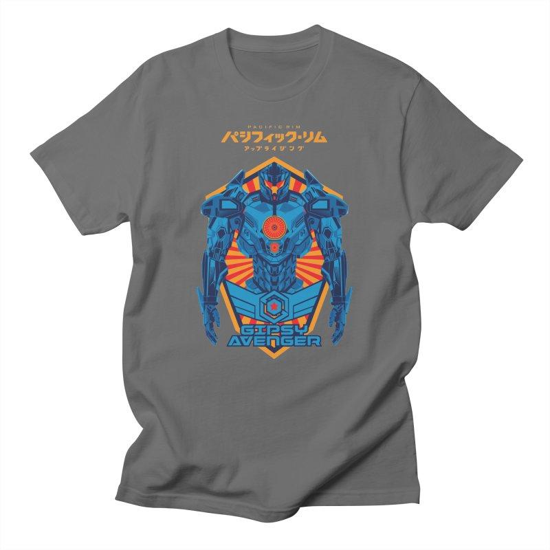 PACIFIC RIM UPRISING Men's T-Shirt by ALGS's Artist Shop
