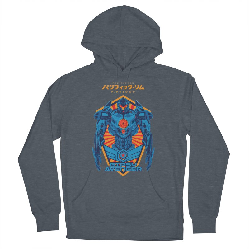 PACIFIC RIM UPRISING Men's Pullover Hoody by ALGS's Artist Shop