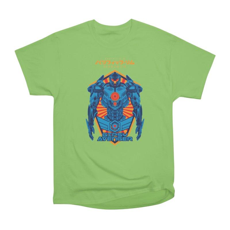 PACIFIC RIM UPRISING Men's Heavyweight T-Shirt by ALGS's Artist Shop