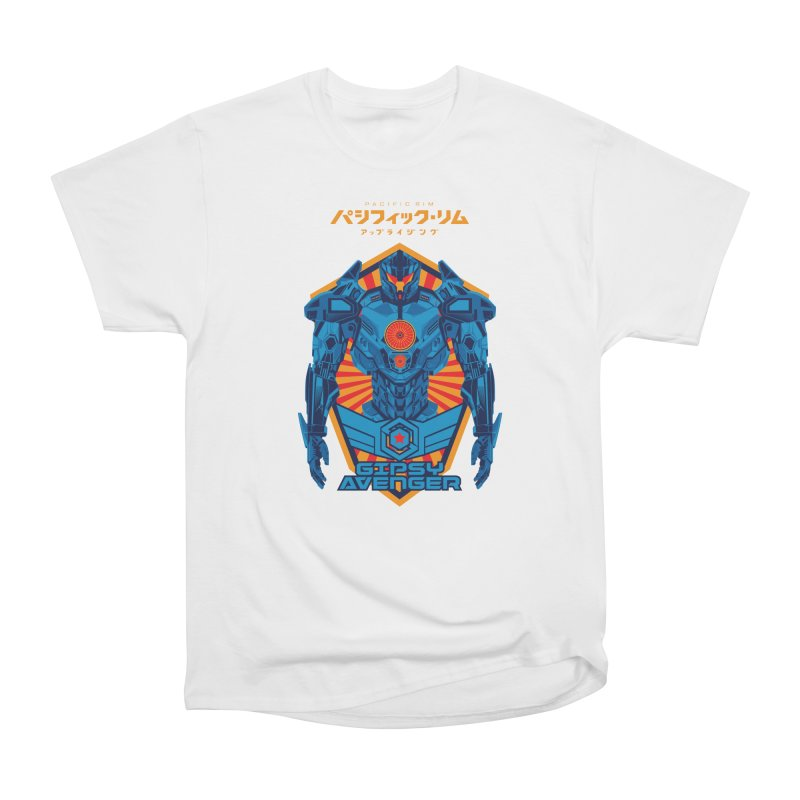 PACIFIC RIM UPRISING Women's Heavyweight Unisex T-Shirt by ALGS's Artist Shop