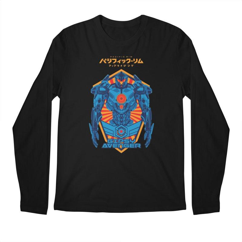 PACIFIC RIM UPRISING Men's Longsleeve T-Shirt by ALGS's Artist Shop