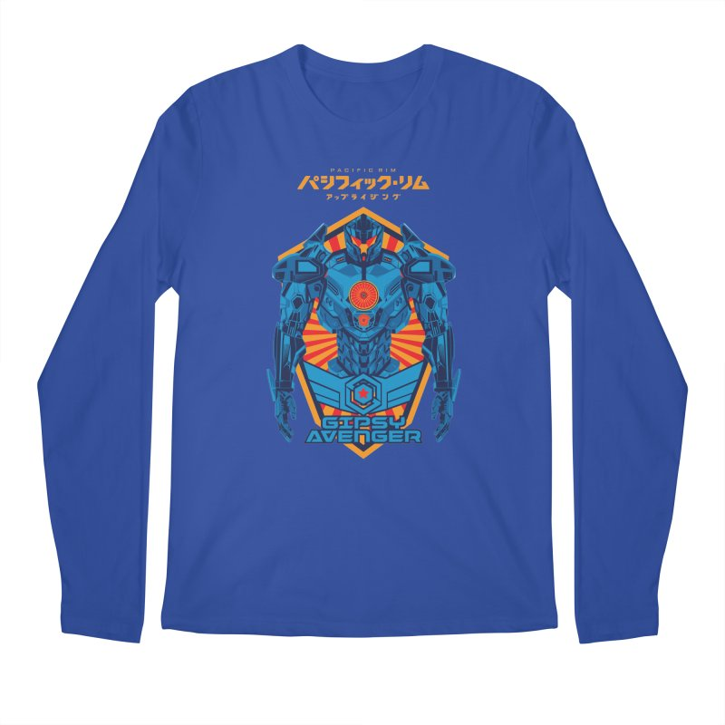 PACIFIC RIM UPRISING Men's Longsleeve T-Shirt by ALGS's Artist Shop