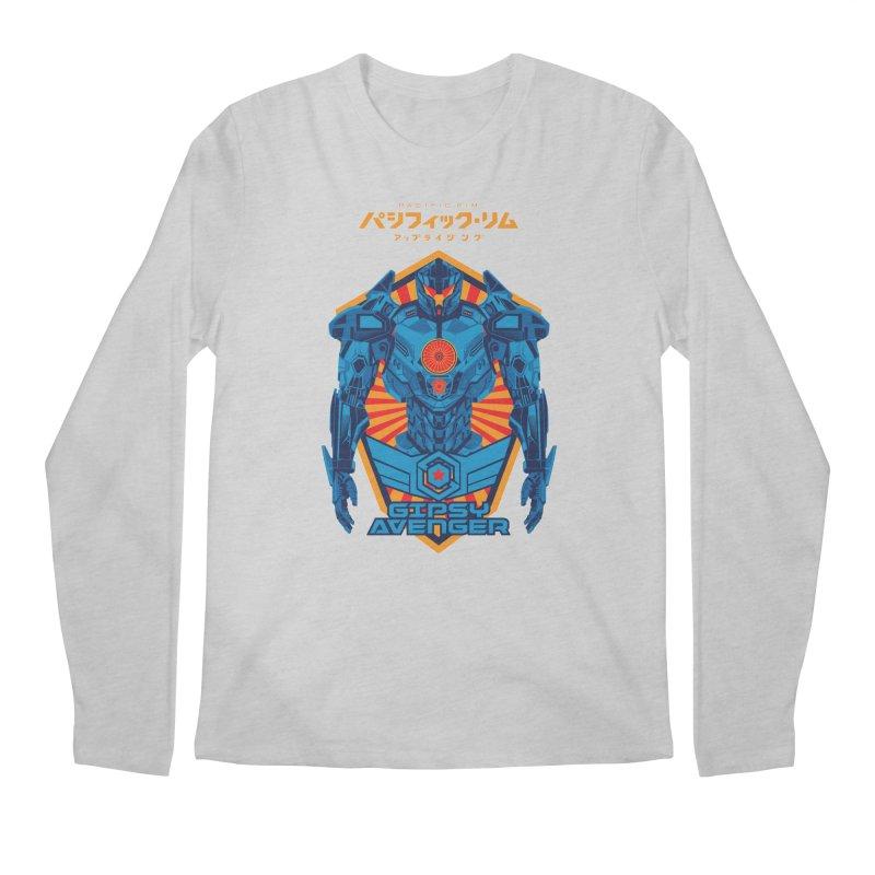 PACIFIC RIM UPRISING Men's Regular Longsleeve T-Shirt by ALGS's Artist Shop