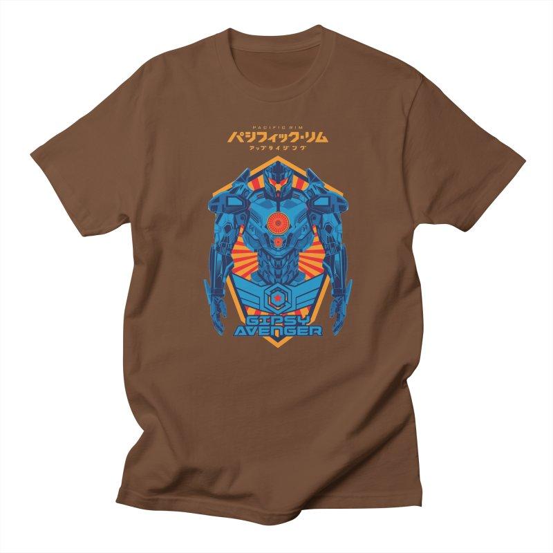 PACIFIC RIM UPRISING Men's Regular T-Shirt by ALGS's Artist Shop