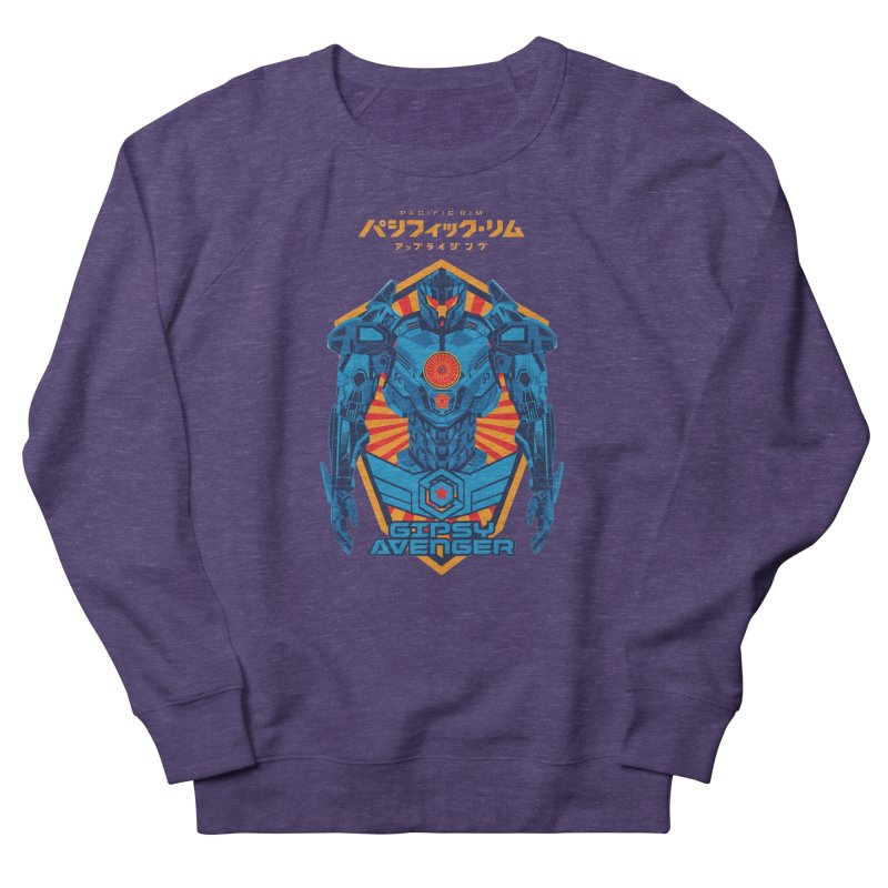 PACIFIC RIM UPRISING Men's Sweatshirt by ALGS's Artist Shop