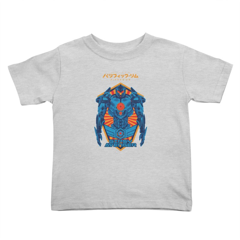 PACIFIC RIM UPRISING Kids Toddler T-Shirt by ALGS's Artist Shop
