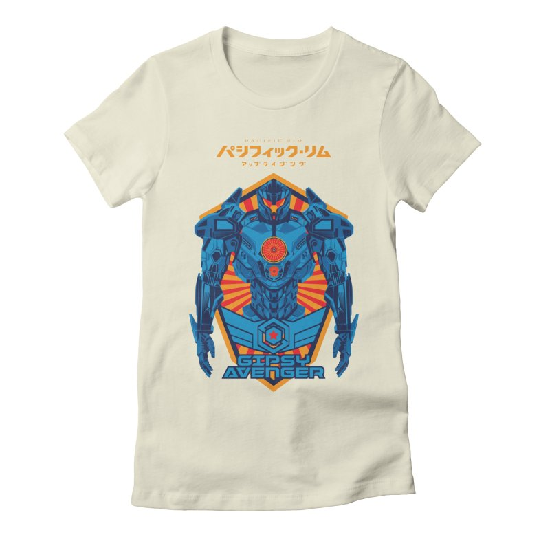 PACIFIC RIM UPRISING Women's T-Shirt by ALGS's Artist Shop
