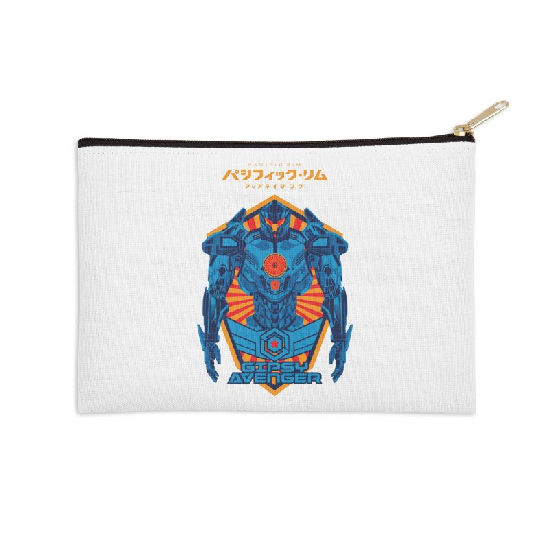 PACIFIC RIM UPRISING Accessories Zip Pouch by ALGS's Artist Shop