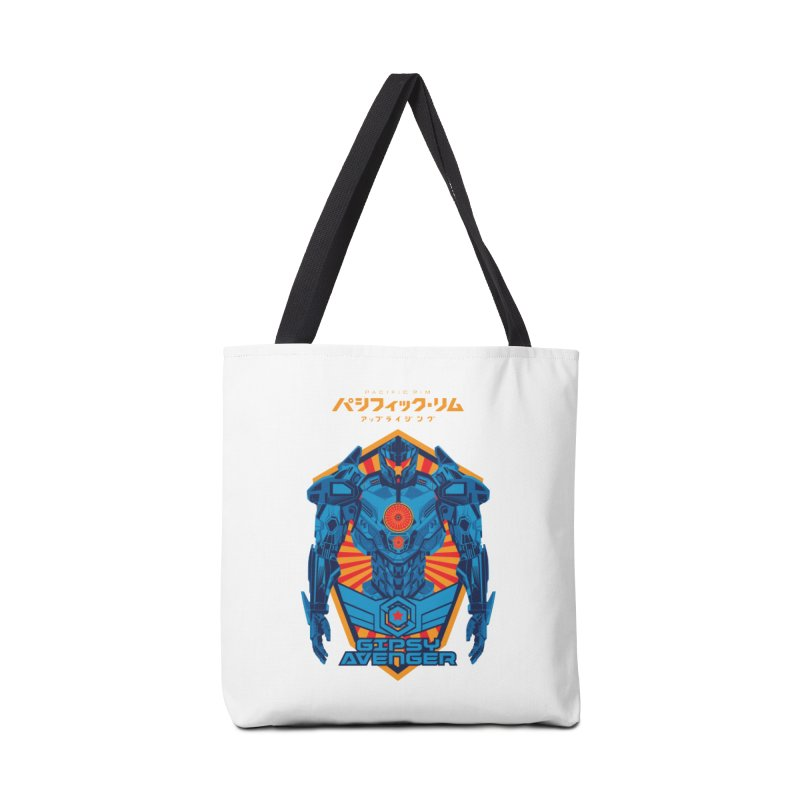 PACIFIC RIM UPRISING Accessories Tote Bag Bag by ALGS's Artist Shop