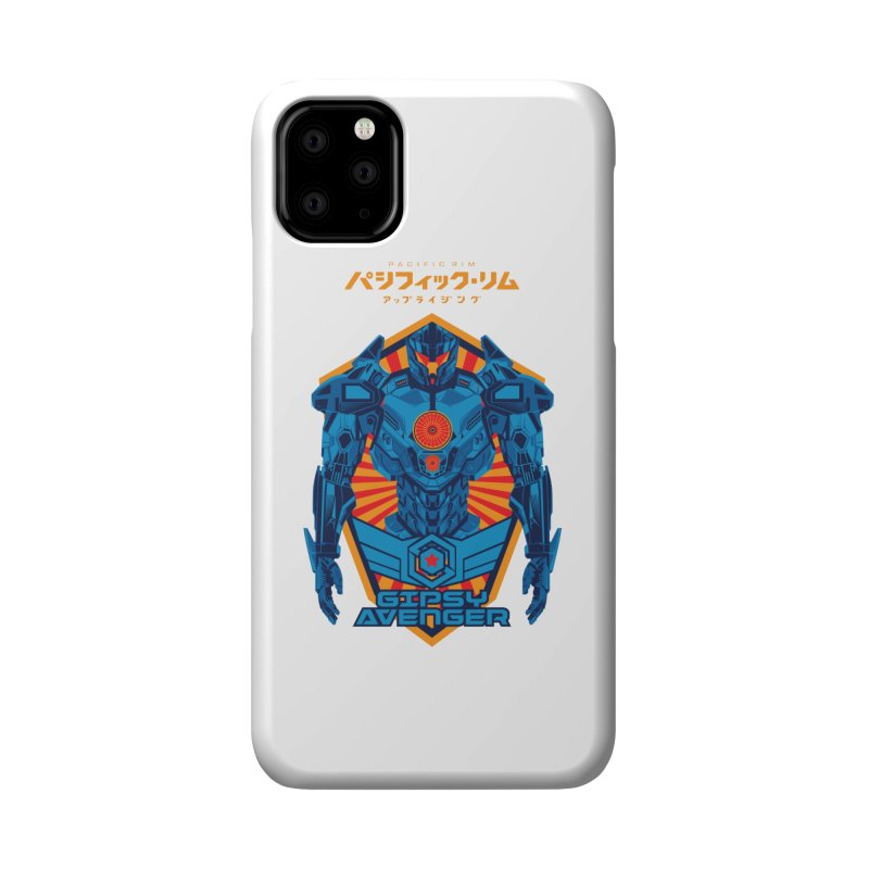 PACIFIC RIM UPRISING Accessories Phone Case by ALGS's Artist Shop