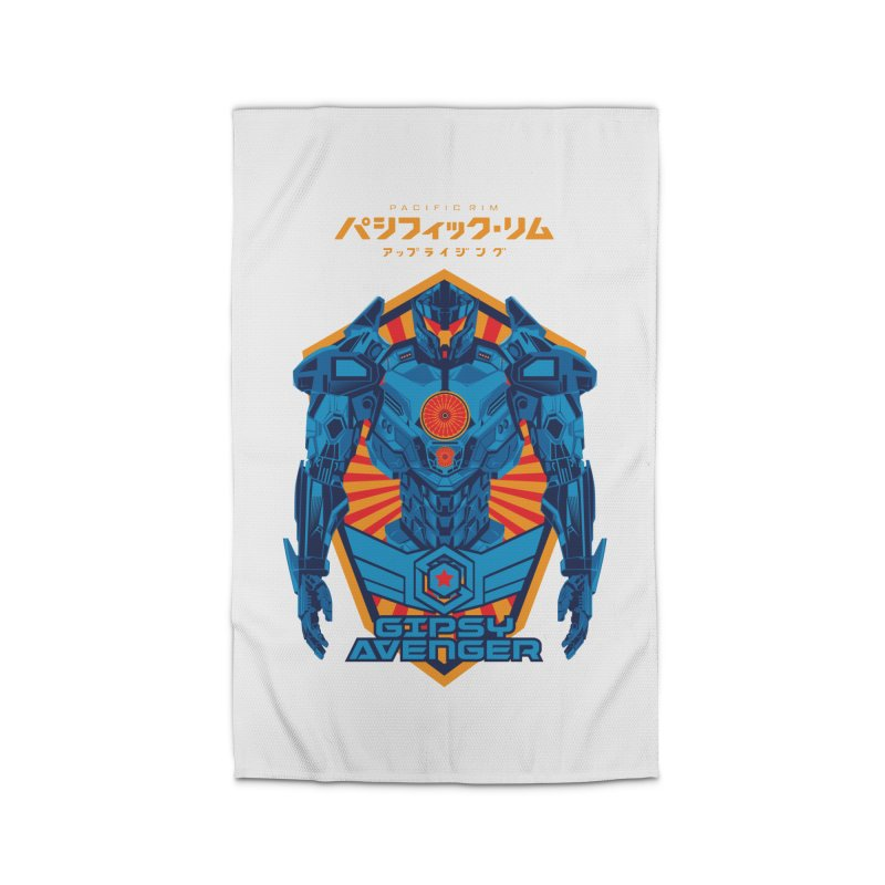 PACIFIC RIM UPRISING Home Rug by ALGS's Artist Shop