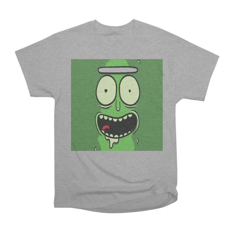Pickle Rick Women's Classic Unisex T-Shirt by ALGS's Artist Shop