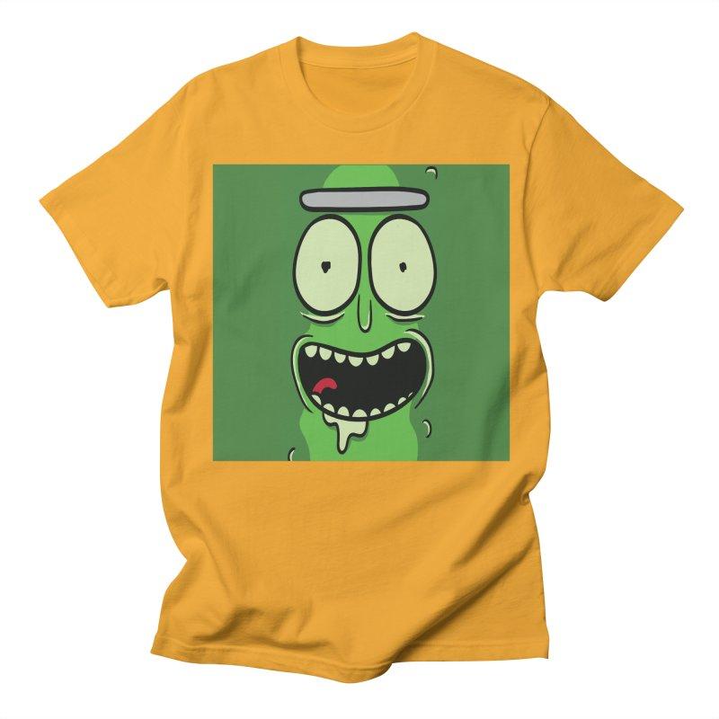 Pickle Rick Women's Unisex T-Shirt by ALGS's Artist Shop