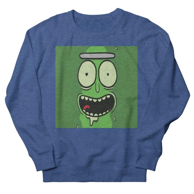 Pickle Rick Men's Sweatshirt by ALGS's Artist Shop